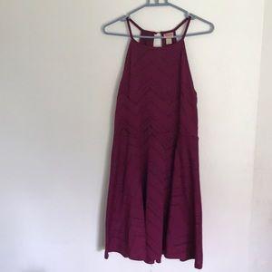 Xhilaration sleeveless dress!